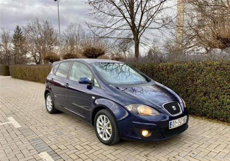 Seat Altea 1,6 TDI Eco Motive Final Edition nga Zvicra - RKS