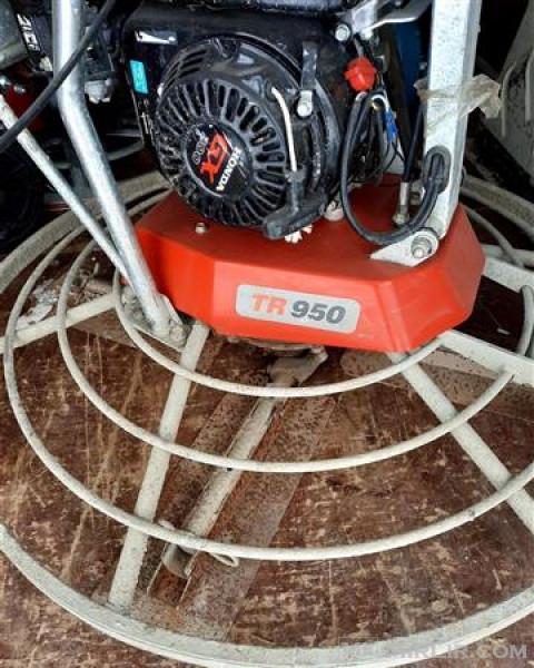 Helikopter nivelizim beton