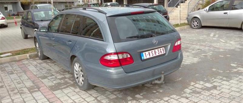 Shitet vetura Mercedes E220 cdi