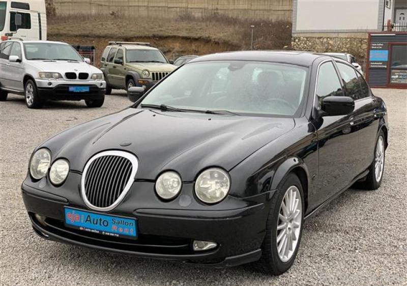 Shitet Jaguar S Type 3,0 benzin Ful..Full...