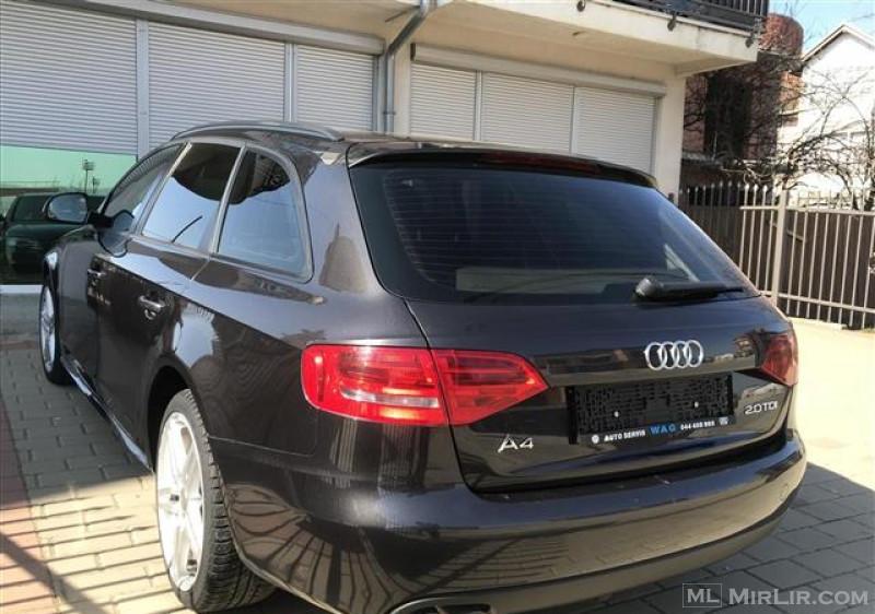 shes Audi A4 automatik 2.0