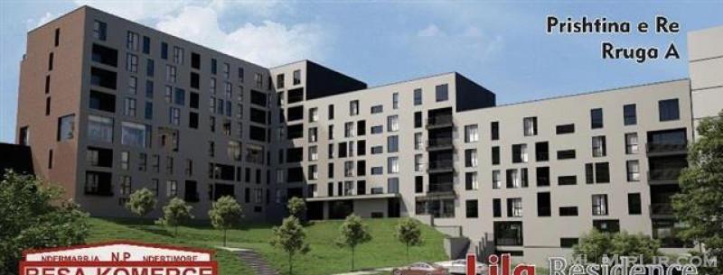 Lila Rezidence shitet banesa 71 m2 rruga A