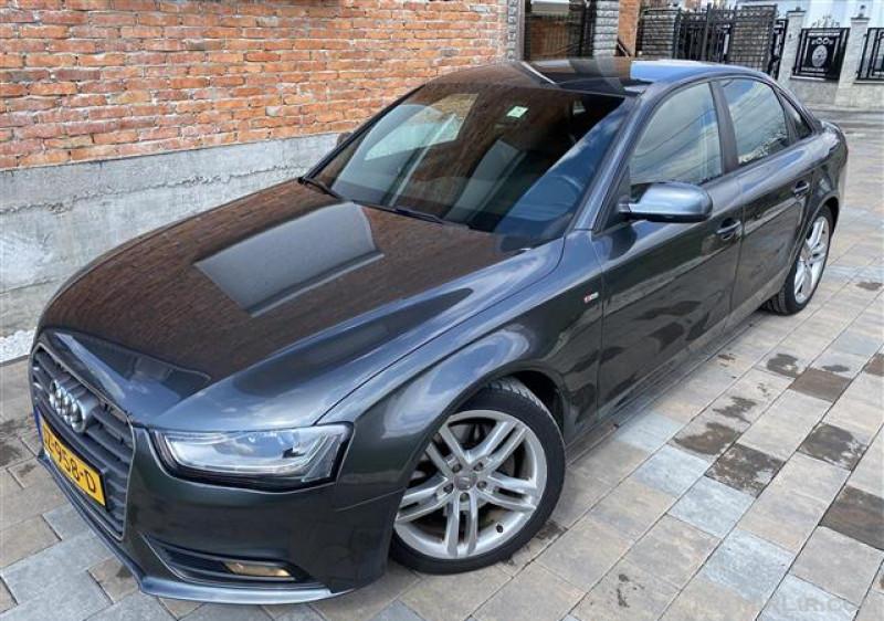 Audi A4 S-line Pa Dogan