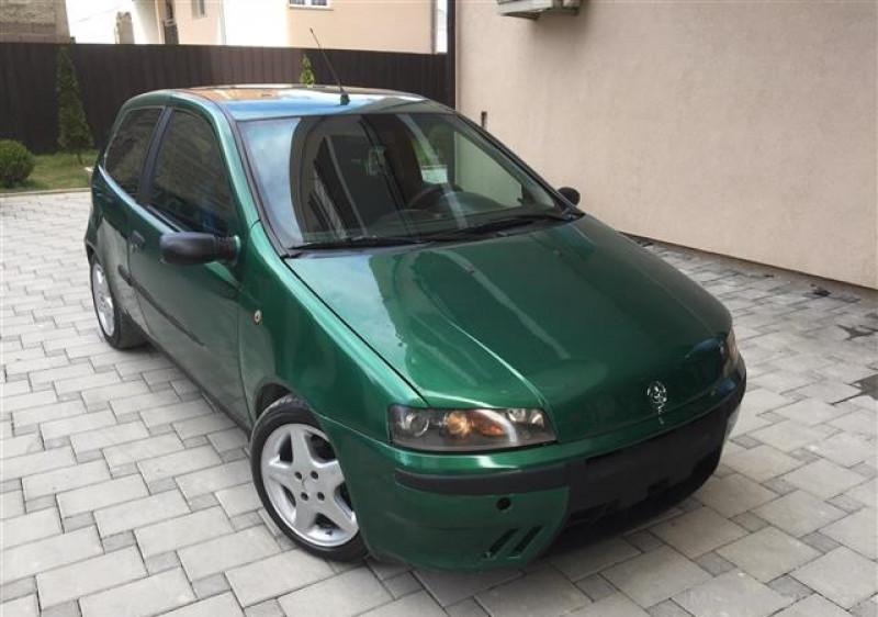 Shitet&Ndrrohet Fiat Punto 1.2Benzin