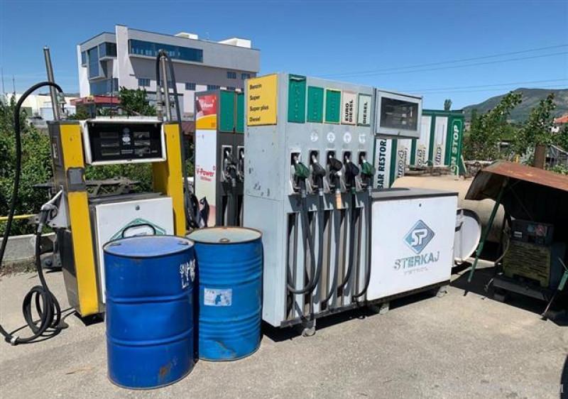 Shiten Distributora Karburanti dhe Xhenerator