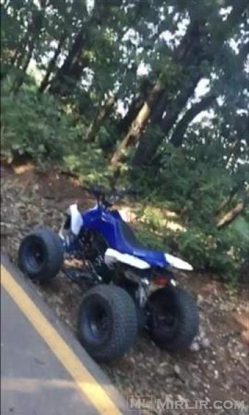 Shitet atv 125 cc ndrrim me cros